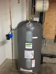 water heater installation Pittsburagh